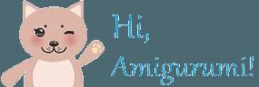 Hi amigurumi