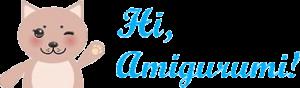Hi amigurumi logo
